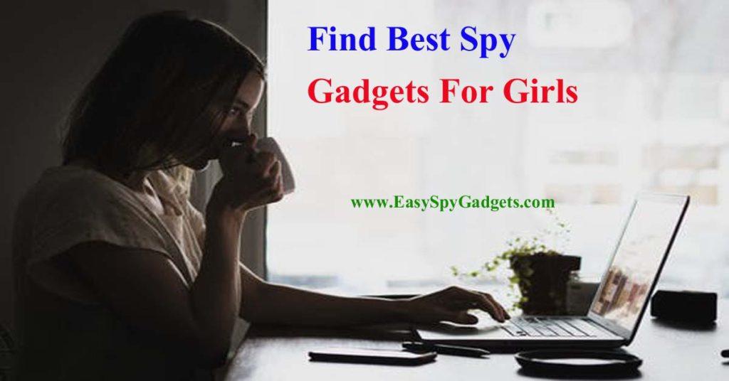 spy gadgets for girls