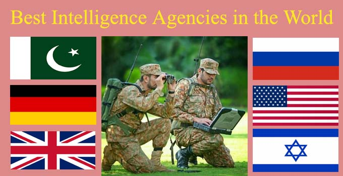 most powerful intelligence agencies in the world